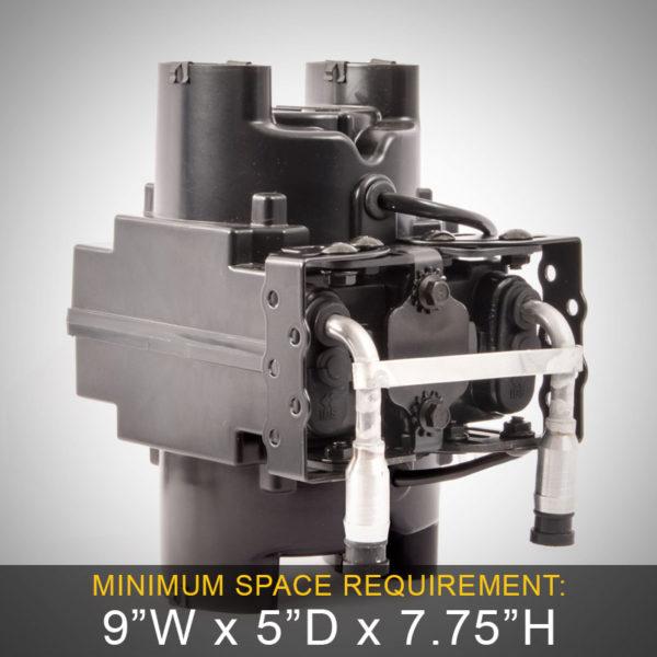 Sub-Compact Heater Kit